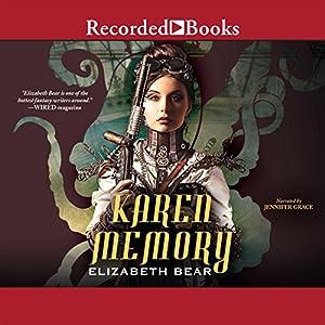 Karen Memory Audiobook