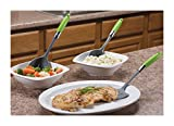 Healthy Steps 10-Piece  Portion Control/Weight Loss Utensil Set