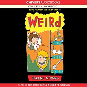 Weird | [Jeremy Strong]