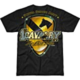 Battlespace Men's T-Shirt Army 1st Cavalry 'First Team'