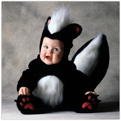 Tom Arma Skunk Signature Limited Edition Baby Costume - (Infant 12-18 Months)