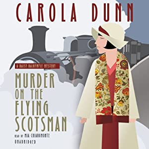 Murder on the Flying Scotsman Audiobook
