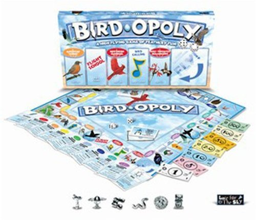 Bird-Opoly Board Game [Misc.]