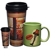 ICUP A Christmas Story 2-Pack Travel and Ceramic Mug