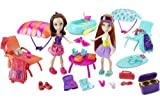 Polly Pocket Adventure Friends Set