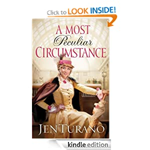 Most Peculiar Circumstance, A (Ladies of Distinction Book #2)