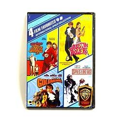 4 Film Favorites: International Spies (4FF)