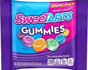 SweeTARTS Gummies, 4 Ounce  (Pack of 12)