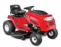 Yard Machines 420cc 42-Inch Riding Lawn Mower by Yard Machines