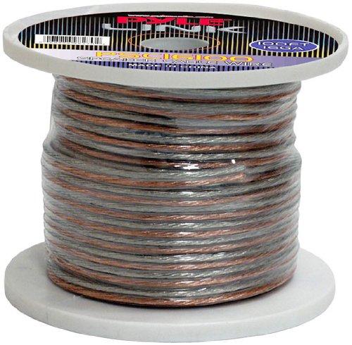 Pyle Psc16100 16-Gauge 100-Feet Spool Of High Quality Speaker Zip Wire