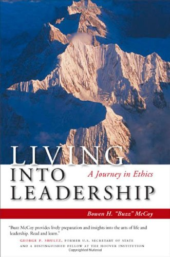 Living Into Leadership: A Journey in Ethics (Stanford