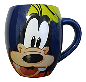 Disney Goofy Face Gawsh! Coffee Cup