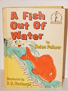A fish out of water by helen palmer 1961 vintage edition for A fish out of water book