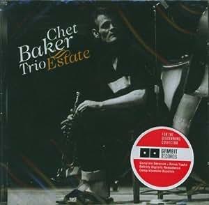 ESTATE - Chet Baker Trio - CD Album