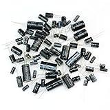 25 Werten 125X Elektrolytkondensatoren Kondensatoren ELKO 1uF 470uF 220uF 1000uF