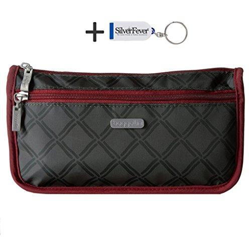 baggallini-bolso-cruzados-de-material-sintetico-para-mujer-talla-unica-color-gris-talla-talla-unica