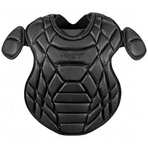 Buy Rawlings Intermediate Out Catchers Chest Protector, Matte Black by Rawlings