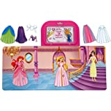 Disney Princess Dress Up Magnetic Activity Fun