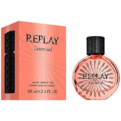 Replay, Essential, Eau de Toilette da donna, 60 ml