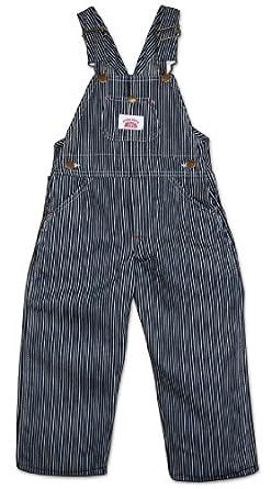 Roundhouse boys stripe bib overall clothing - Roundhouse bib overalls ...