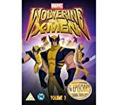 Wolverine And The X-Men Vol.3 [DVD]