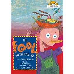 The Fool and the Flying Ship, Told by Robin Williams with Music by The Klezmer Conservatory Band