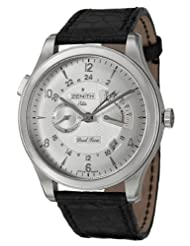 Zenith Class Reserve De Marche & Dual Time Men's Watch 03-0520-683-01-C506