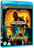 National Treasure 1 & 2 Double Pack [Blu-ray]