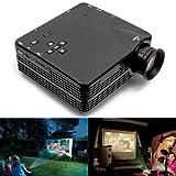 Home Cinema Theater Multimedia LED LCD Projector HD 1080P PC AV VGA USB HDMI