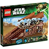 Lego Star Wars - 75020 - Jeu de Construction - Jabba's Sail Barge