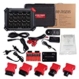 Xtool X100 Pad2 Pro with KC100 New Version Key Programming OBDII Diagnotic Tool Specially for VW Gasoline Cars,for Immobilizer EPB DPF Oil Service Light Throttle Body Reset