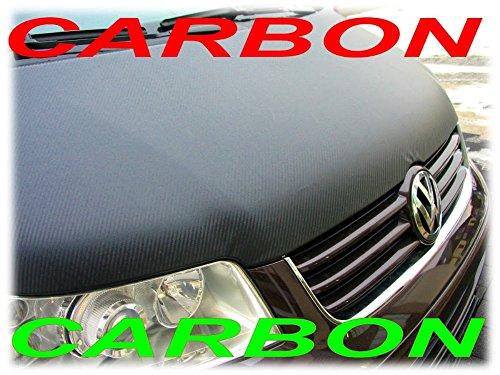 AB-00340-Carbon-Optik-PLEIN-BRA-pour-tout-le-capot-VW-T5-2003-2009-BRA-DE-CAPOT-PROTEGE-CAPOT-Tuning-Bonnet-Bra