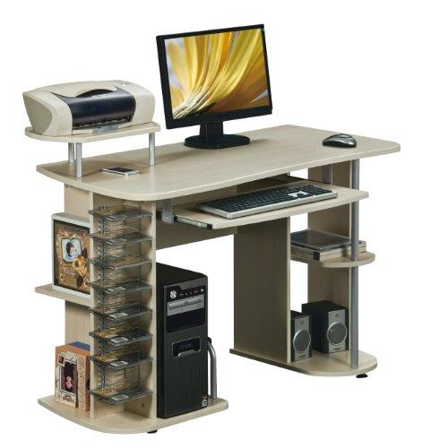 Variante ceppo scrivania S-104 Acero