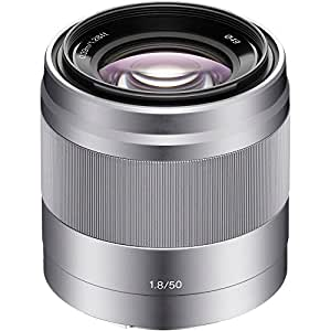 Sony 50mm f/1.8 Mid-Range Lens for Sony