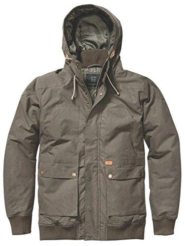 GLOBE Inkerman Jacket Dark Olive Giubbotto Uomo L