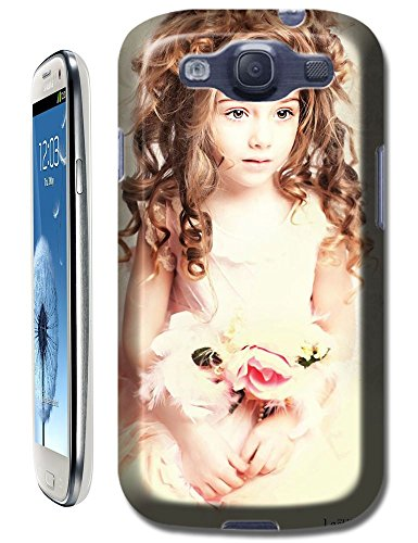 Samsung Galaxy Accessories Beautiful Girl Ladies Sexy Design For Samsung S3 I9300 No.2
