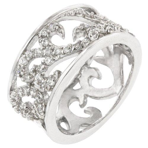 ISADY Paris Ladies Ring cz diamond ring Elegance