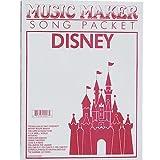 Disney #1 songsheet packet for the Music Maker