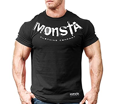 Monsta Clothing Co. Men's Monsta (Unleash the Beast) (TEE109) T-shirt