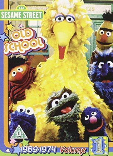 Sesame Street: Old School - Volume One 1969-1974 (3 Dvd) [Edizione: Regno Unito] [Edizione: Regno Unito]