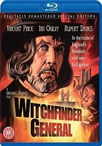 Witchfinder General [Blu-Ray] [1968]
