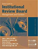 img - for Study Guide for Institutional Review Board Management and Function, Second Edition book / textbook / text book