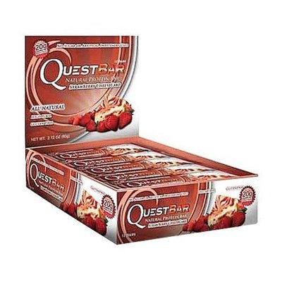Quest Nutrition Bar Strawberry Cheesecake