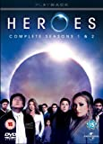 Heroes: Complete Seasons 1 & 2 [DVD]