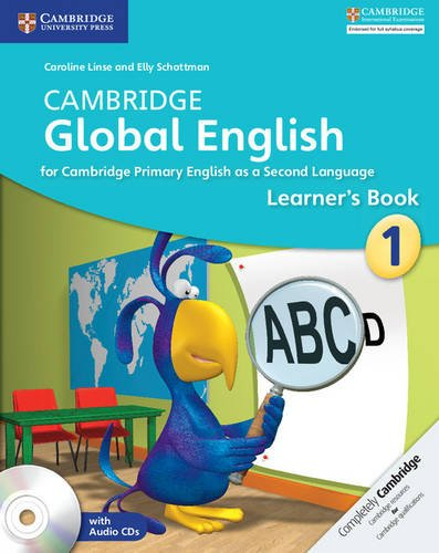 Cambridge Global English Stage 1 Learner's Book with Audio CDs (2) (Cambridge International Examinations)