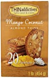 Thinaddictives Mango Coconut Almond Thins, 1 Pound