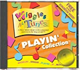 Wiggles N' Tunes  Playin' Collection -Includes 20 Page Interactive Songbook