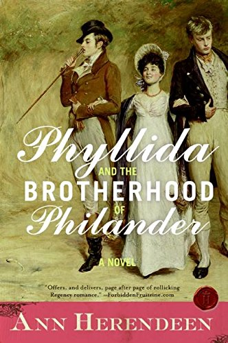 Image of Phyllida and the Brotherhood of Philander: A Novel