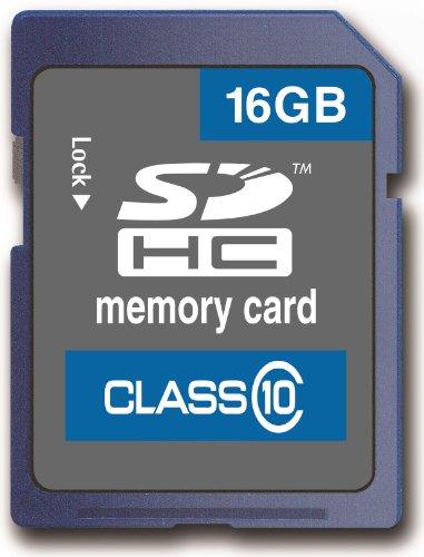 Memzi 16Gb Class 10 20Mb/S Sdhc Memory Card For Bushnell Trail Surveillance Series Digital Cameras