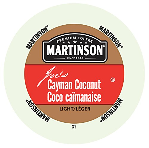 Martinson Coffee, Cayman Coconut, 24 Single Serve RealCups (Martinson Coffee Can compare prices)